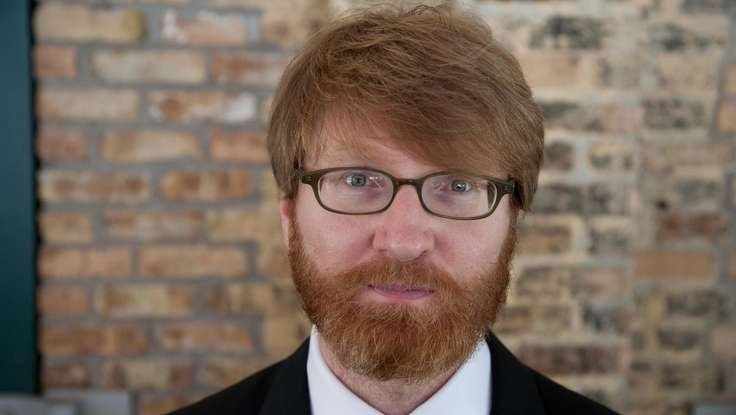  Chuck  Klosterman , keynote speaker